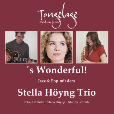 Stella Höyng Trio im Tongelage