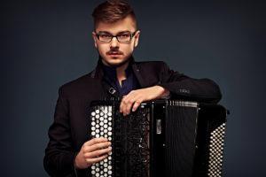 Akkordeonherbst: Maciej Frąckiewicz (Polen)