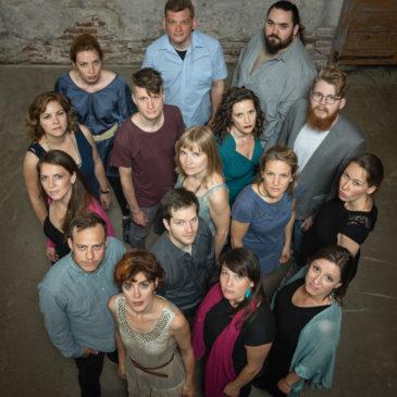 Tongelage mit dem Vokalorchester NRW