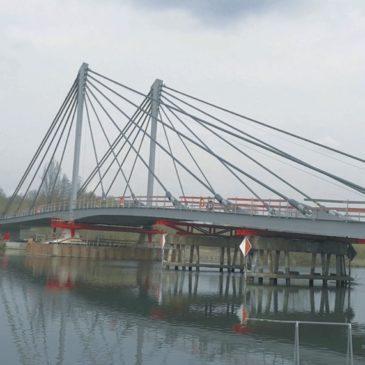 Die neue Kampmannbrücke wird endlich fertig!