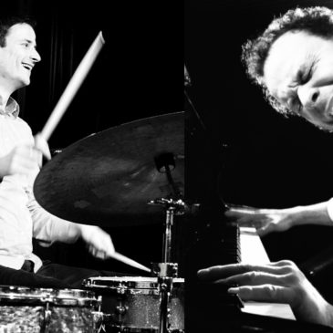 Tongelage mit Marc Brenken (Klavier) & Hermann Heidenreich (Schlagzeug)
