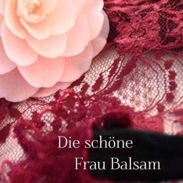"""Lesung: """"Die schöne Frau Balsam"""""""
