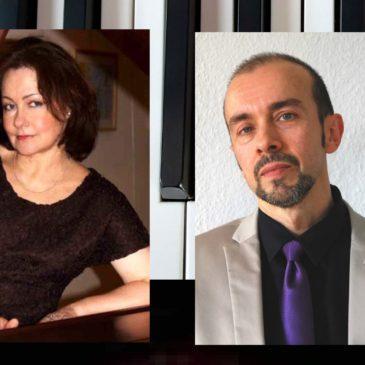 Klavierkonzert mit Polina Merkulova und Alexander Merkulov