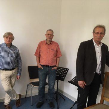 Mitgliederversammlung der Bürgerschaft Heisingen e.V.
