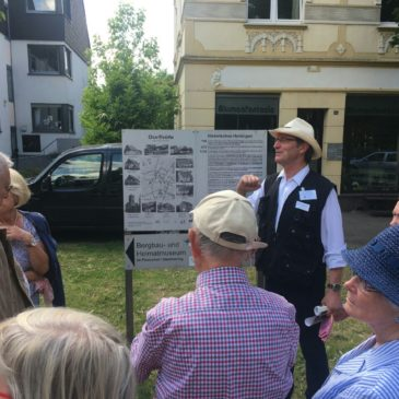 Historische Dorfführung in Heisingen